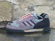 Vintage 1990s Adidas Marathon TR UK 9.5 Made In Korea 80 88 84 aps micropacer OG