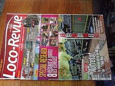 8µ? Revue Loco Revue n°793 Relais ILS Faire portique manutention Gennes-Longuefu