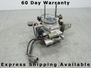 93-94 Nissan Pickup Truck KA24E 2.4L 4Cyl D21 Throttle Body TPS Complete AFM 018