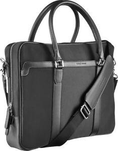 Cole Haan - Attaché - Black Model: 16CHRM11097-BLK High Quality 11.5 X 15 Inch
