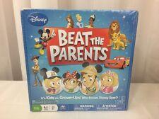 New Disney Game Beat The Parents Kids vs. Parents Who Knows Disney Best? NIB