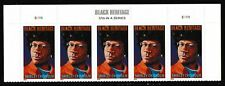 US 4856 Black Heritage Shirley Chisholm forever header strip (5 stamps) MNH 2014