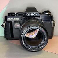 Centon DF 300 / minolta X300 35mm SLR Camera Working W/ 28-70mm Zoom Lens Lomo