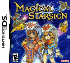 Magical Starsign NDS New Nintendo DS