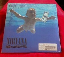 NIRVANA Nevermind 180-gram VINYL 4xLP SEALED 20th Anniversary Deluxe