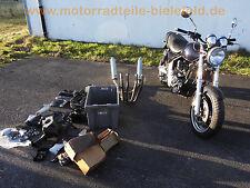 Kawasaki ZR1100 ZEPHYR ZRT10A side-cover fairing Seitenteil Seiten-Verkleidung L