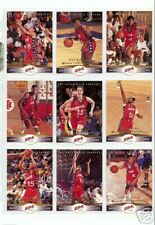 1996 WOMENS U.S.A.OLYMPIC TEAM, WNBA BASKETBALL 12 CARD COLLECTION