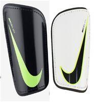 Nike Mercurial Hard Shell Slip In Soccer Soccer Shin Guards Mens Womens Size M L