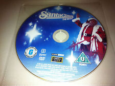 Santa Claus - The Movie DVD R2 PAL - 2004 - DISC ONLY in Plastic Sleeve