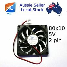 2-Pin 5V Computer Case Fans