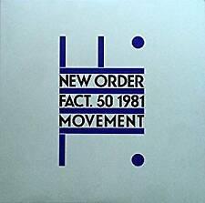 "New Order - Movement (180Gm) (NEW 12"" VINYL LP & MP3)"
