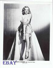 Marilyn Monroe sexy leggy 1948 RARE Photo