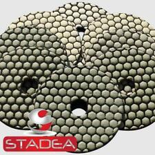 Stadea Diamond Polishing Pads Dry 4 Ultra D For Granite Concrete Stone Marble