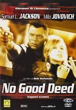 No Good Deed - Inganni Svelati (2002) DVD