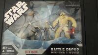 Star Wars 30th Anniversary Hoth Patrol Battle Pack  sealed