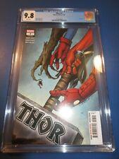 Thor #7 Hot Title CGC 9.8 NM/M Gorgeous Gem wow