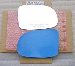 B270R Fits 95-03 FORD WINDSTAR Mirror Glass + FULL ADHESIVE Passenger Side Right