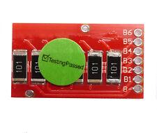 Balancer für 5S 18V Li-ion Akkupacks / Balance Board / Lastmodul 4,2V/Zelle