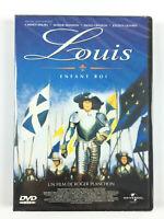 DVD Louis, enfant roi Neuf
