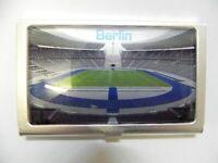 Visitenkarten Etui Berlin Olympiastadion,Deutschland,Business Card Holder