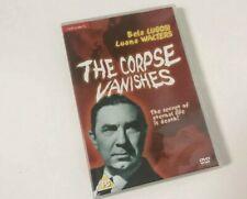 The Corpse Vanishes  New Network DVD Bela Lugosi Luana Walters