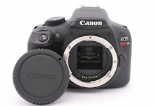 Canon EOS Rebel T6 (EOS 1300D) 18.0MP Digital SLR Camera - Black (Body Only)