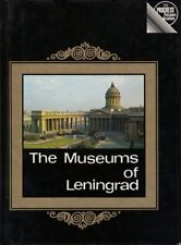 B0006ECYV8 The museums of Leningrad: A guide (Progress Publishers guidebook)