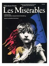 Play Les Miserables Songs On My Own I Dreamed a Dream Fiddle Violin MUSIC BOOK