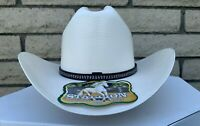 MEN'S WESTERN COWBOY RODEO HAT. RANCH STYLE COWBOY HAT. SOMBRERO VAQUERO SINALOA