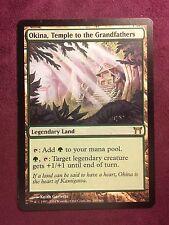 Okina, Temple to the Grandfathers   VO   -  MTG Magic (EX)
