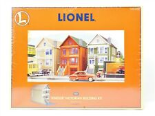 "O Gauge Lionel 6-12977 ""Kindler"" Victorian House Model Building Kit SEALED"