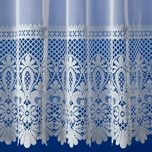 Best Selling Net Curtain Whole Roll - Beautiful Lace Designs - UK seller