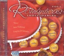 Yuri,Ana gabriel,Lupita Dalessio Romanticas CD New Nuevo Sealed