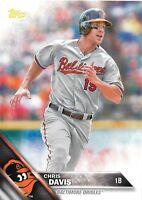 2016 TOPPS SERIES ONE MLB BASEBALL CARD PICK SINGLE CARD YOUR CHOICE