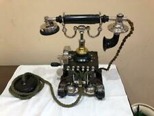 Early Rare Beautiful Skeleton Antique Telephone Peel Conner - Great Condition