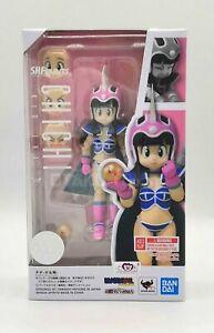 Bandai Tamashii Nations Dragon Ball S.H. Figuarts Action Figure Chichi Kid BNIB