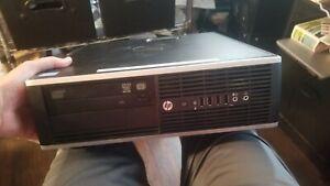 HP Desktop 240GB SSD, 3TB HDD, CPU i5 3.3GHz 8GB Ram Window 10 Pro MS Office2013