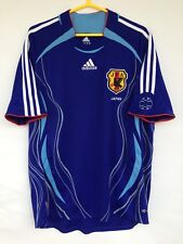 JAPAN NATIONAL TEAM 2006 2008 ADIDAS HOME FOOTBALL SOCCER SHIRT JERSEY