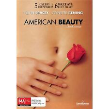 AMERICAN BEAUTY-Kevin Spacey, Anette Bening-Region 4-New AND Sealed