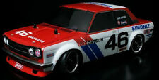 1/12 RC Car Body Shell ABC HOBBY DATSUN BRE 510 #46  BODY SHELL
