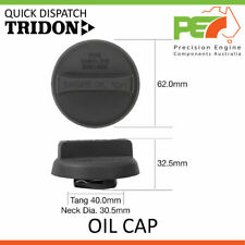 New * TRIDON * Oil Cap For Toyota Avalon Camry MCX10R MCV20R MCV36R