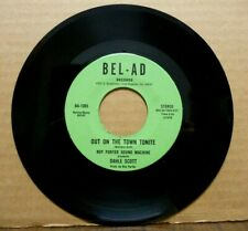 Funk Jazz 45 - Roy Porter Sound Machine - Out On The Town Tonite - Bel-Ad MINT-!