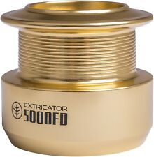 Wychwood Extricator 5000FD SPARE SPOOLS ONLY - Silver, Black & NEW Gold!