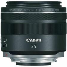 Objetivos Canon 35mm para cámaras