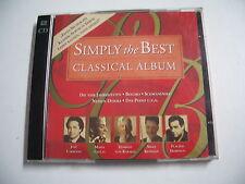 Simply The Best - Classics Album     (2CD)