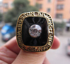 1970 Boston Bruins Stanley Cup Hockey Replica Championship Ring Fan Men Gift