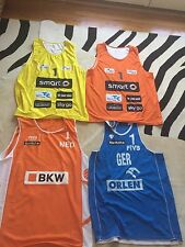 4 Fivb Beach Volleyball Player Shirts From 2016