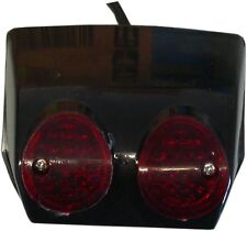Complete Taillight Small Twin Round