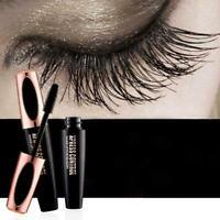38ml Alive Black 4D Silk Fiber False Lash Mascara Waterproof Eyelash Extension