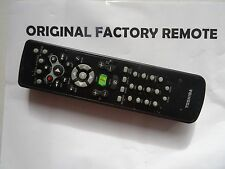 TOSHIBA G83C0005X110 RC6ir WINDOWS MEDIA CENTER REMOTE CONTROL